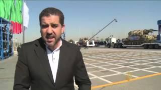 إيران تكشف عن صاروخ باليستي جديد