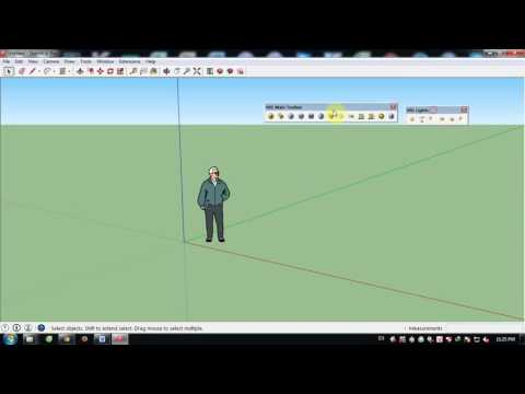 Hướng dẫn cài đặt Sketchup 2015 + Vray + Plugin 64bit SUedu