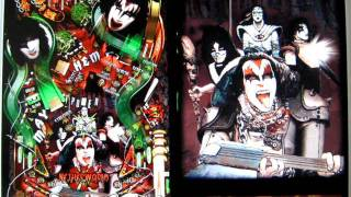 KISS Pinball Netherworld Gameplay