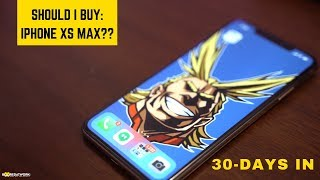 Should I buy  the iPhone XS Max after 30-days?