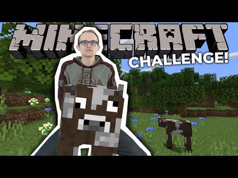 Man muss tun, was man tun muss! - Minecraft Challenge 10 Dinge!