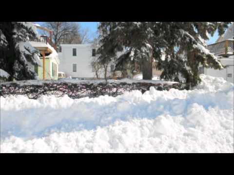 A Bigger Snow Day - Burlington, VT
