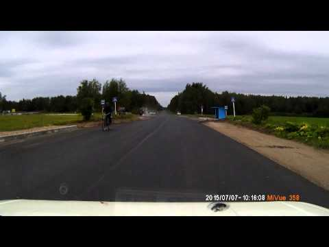 Иваново - Юрьев-Польский (через Тейково, Гаврилов Посад) 7.07.15г  4x