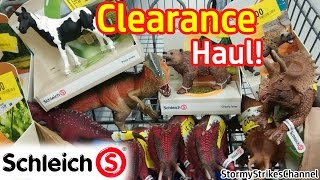 Schleich Clearance Haul! ~ Horses, Dinosaurs, & Animals!
