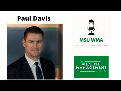 Paul Davis and his Michigan State Basketball Career - S3 Ep. 4