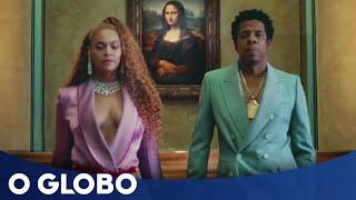 O que está por trás de 'Apeshit', o clipe de Beyoncé e Jay-Z no Louvre