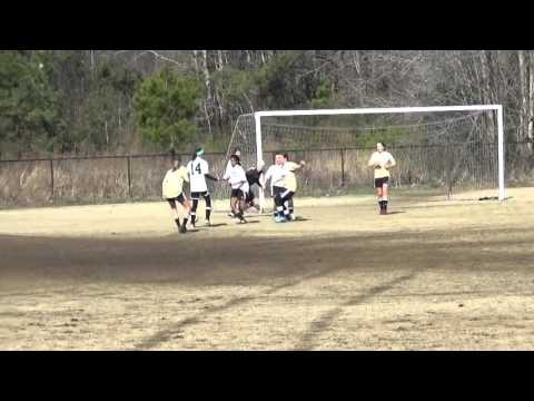 Edye Jane Carr Soccer Highlights Freshman Year