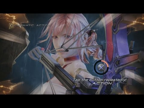 FINAL FANTASY XIII-2 PAX Prime 2011 Trailer (English Version)