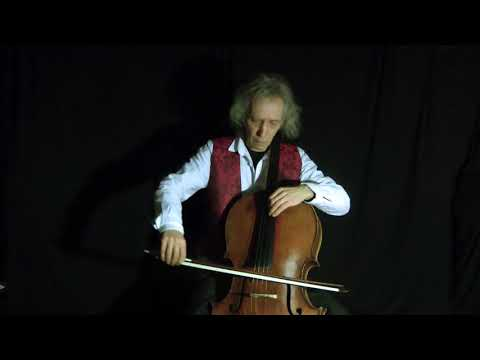 "Marin-Marais - Mertens: ""La Folia"" Variations - cello solo"
