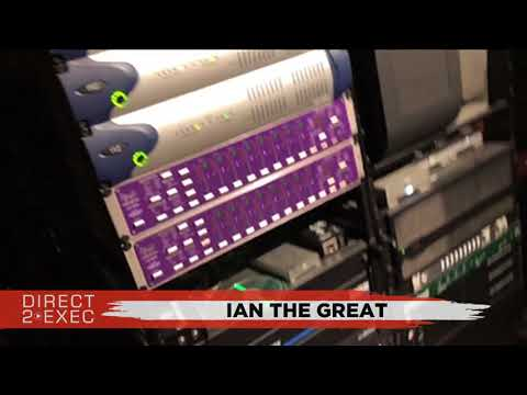 Ian the Great Mckinney Performs at Direct 2 Exec Los Angeles 12/5/17 - Atlantic Records