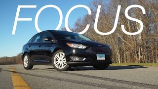 2016 Ford Focus Quick Drive | Consumer Reports