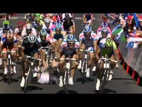 La Vuelta A Espana 2011 ITV4 Summary