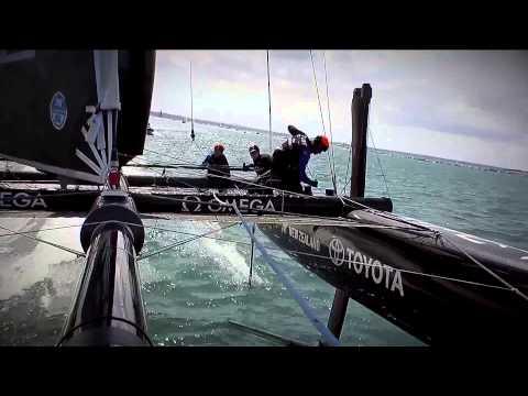 ETNZ: ACWS Portsmouth Race Day 1