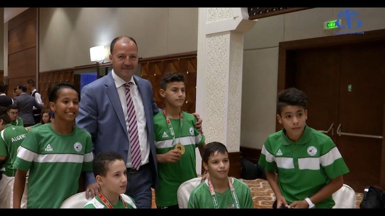 226 ميدالية حصيلة الجزائر في الألعاب الافريقية للشباب في طبعتها الثالثة
