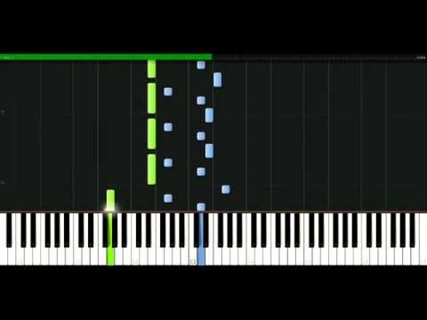 Jewel - Little sister [Piano Tutorial] Synthesia | passkeypiano