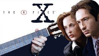 X - Files на Гитаре (Разбор + ТАБЫ)