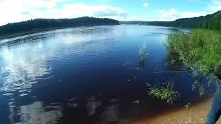 Очередная поездка на спиннинг река Сухона.