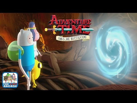 Adventure Time: Finn & Jake Investigations Online