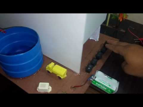 Eco self sufficient building - demo part 1 and 2(2)