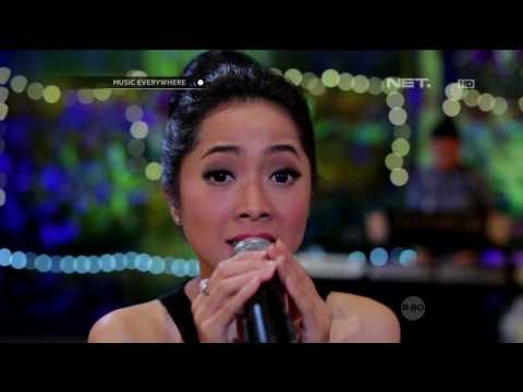 Karina Salim - Bahasa Kalbu ( Titi DJ Cover) (Live at Music Everywhere) * *