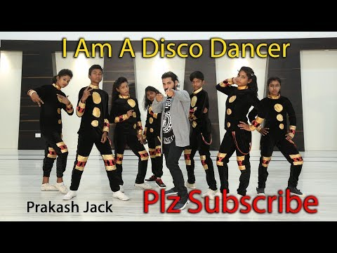 I Am A Disco Dancer || choreograph by Prakash Jack ||movie Disko Dancer
