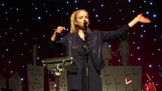 Julia Engelmann - Ballade vom Zauberer (Kuppelsaal Hannover, 24.11.2017)