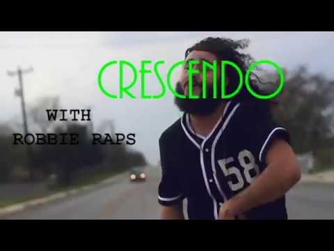 Robbie Raps Interview with Crescendo!