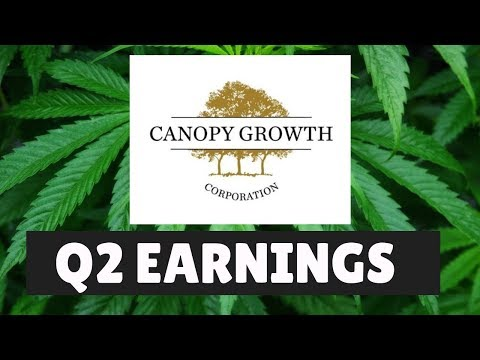 Canopy Growth Earnings Q2 2019 | $CGC Stock