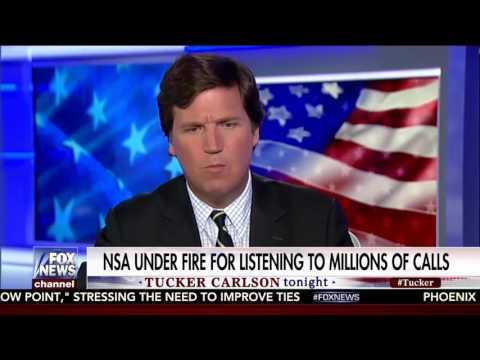 Spying Keeps Us Safe Tucker Debates Former NSA Lawyer
