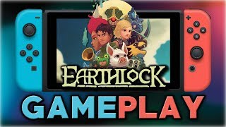 видео Earthlock: Festival of Magic