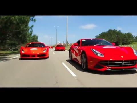 Incontro Ferrari Sudamérica - Video Completo Oficial