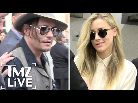 Amber Heard: The Big Deposition (TMZ Live)
