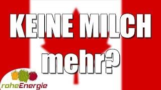 Bald KEINE MILCH mehr in Kanada? #milchistgift