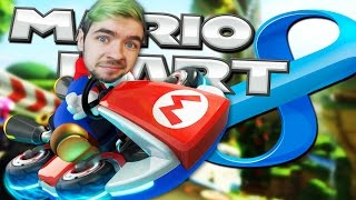 OUT OF MY WAY!! | Mario Kart 8 #1