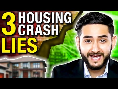 3 LIES about the Housing Market Crash You Must Know! | 2021 Housing Crisis Warning