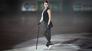 Alena Kostornaia European Championships 2020 EX Показательный