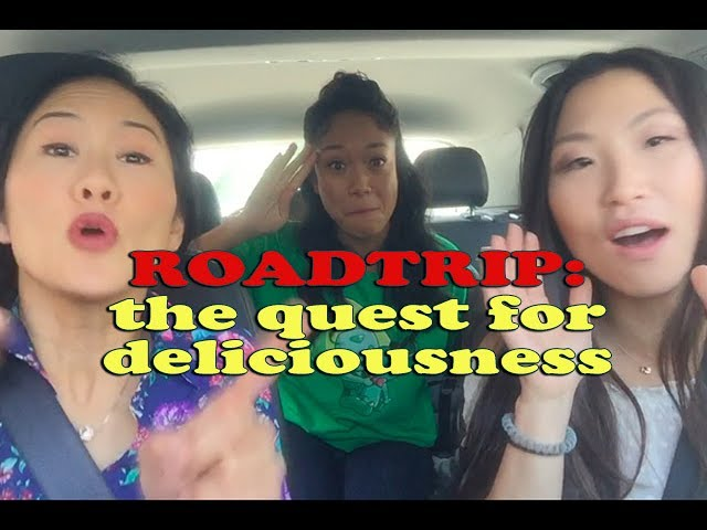 ROADTRIP with Steven Universe voices - Pearl, Peridot and Amethyst