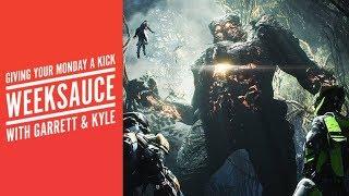 Weeksauce #23: E3 so far