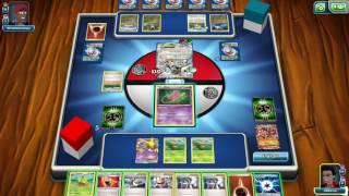 Pokemon Trading Card Game Online Gameplay Part 4