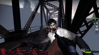 Left 4 Dead 2's Blood Harvest on Expert Realism speedrun in 9:32 - Solo RTA
