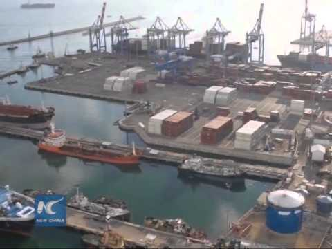 Chinese firm to run new port in Israel in 2021