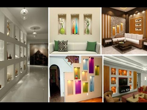Wall Niche Decor wall niche decor | wall murals | wall units | 12 | ideas - youtube