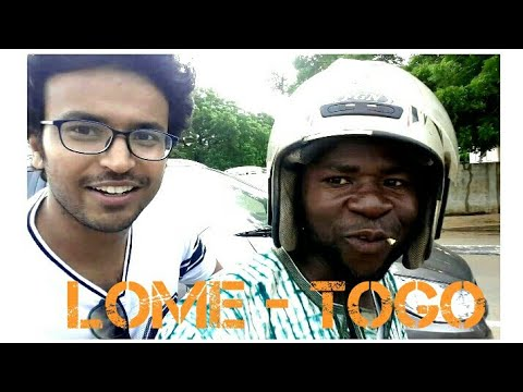 My 1st International Tour - Lome Togo