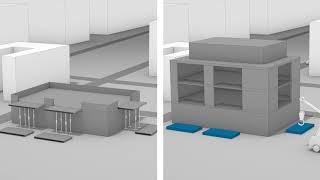 Wohnquartiere planen. Optimierte Bauabläufe mit dem Isokorb® ID.
