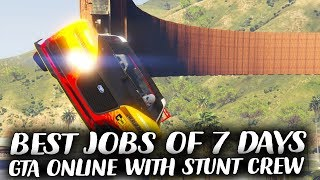 GTA 5 SATURDAY STUNTS  COME AND JOIN US [ PS4 1080P HD 60 FPS ]