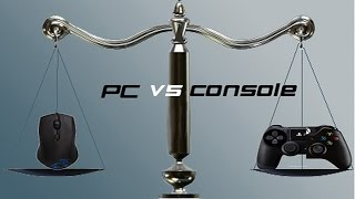 PC vs. Consoles - Consoles Come First..PC Is An Afterthought