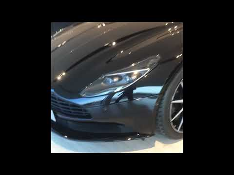 January Visit To Aston Martin Bristol