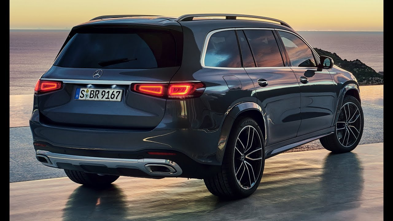 2020 mercedes-benz gls  u2013 the ultimate luxury full-size suv