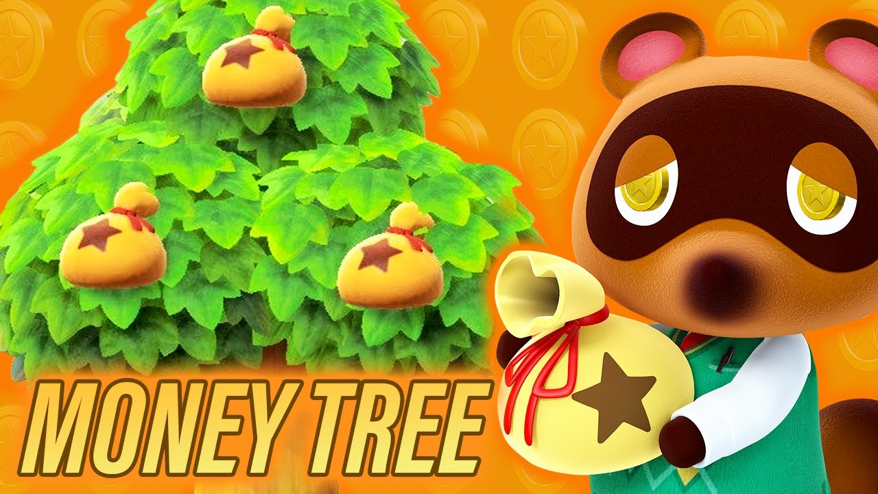MONEY TREE GUIDE - ACNH (Animal Crossing New Horizons ...