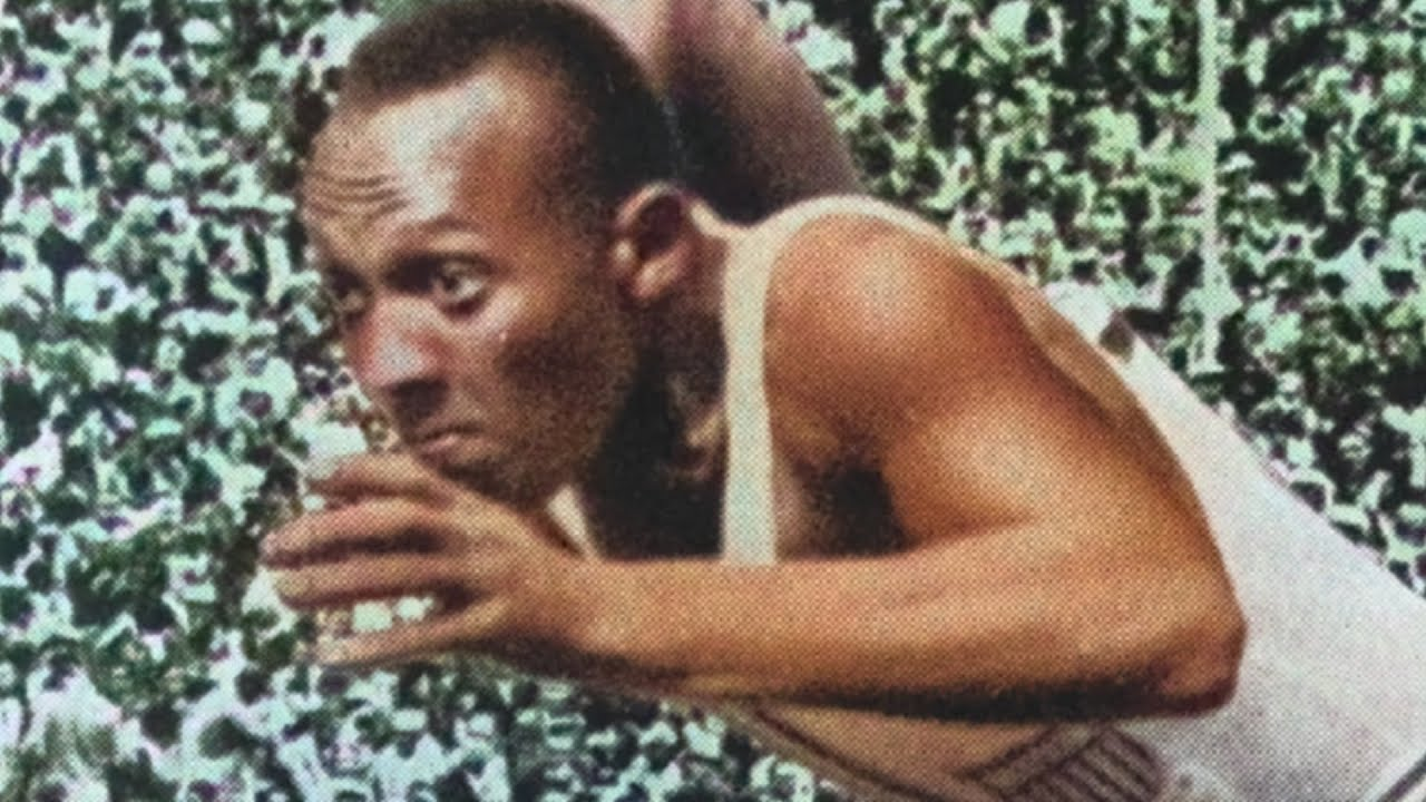 Download The Crazy Real-Life Story Of Jesse Owens